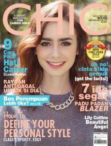Majalah Chic Untuk Wanita