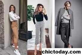 Modern dan Chic dengan 7 Pakaian Smart Casual untuk Wanita