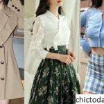 Tren Fashion Chic Korea Teratas di tahun 2021