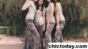 Rekomendasi 4 Kebaya Chic untuk Lamaran
