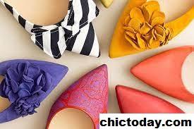 Cara Tampil Chic Pakai Flat Shoes Sehari-hari